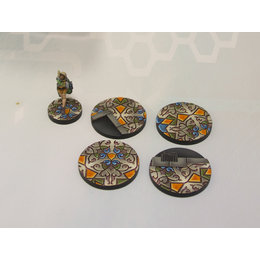 Arabesque Bases 40mm