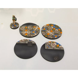 Arabesque Bases 55mm