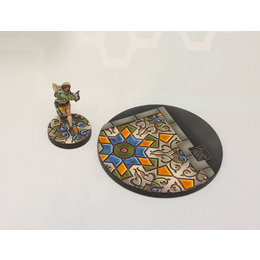 Arabesque Bases 70mm