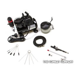 Badger Sotar 20/20 Airbrush & TC908 Compressor Pack