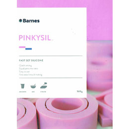 Pinkysil Silicon Rubber - 500grams