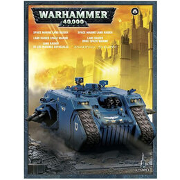 Chaos/Space Marine Landraider (GW Web Exclusive)