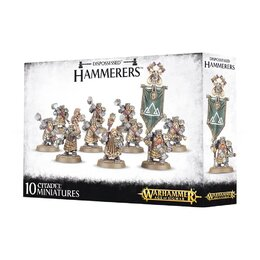 Dispossessed Hammerers / Longbeards (GW exclusive)