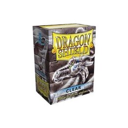 Sleeves - Dragon Shield - Box 100 - Clear