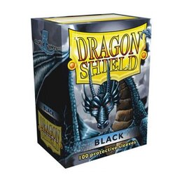 Sleeves - Dragon Shield - Box 100 - Black