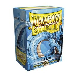 Sleeves - Dragon Shield - Box 100 - Blue