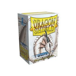 Sleeves - Dragon Shield - Box 100 - White