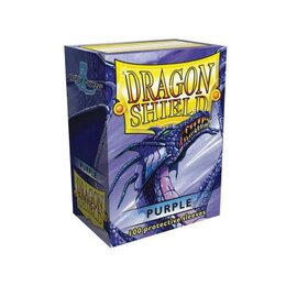 Sleeves - Dragon Shield - Box 100 - Purple