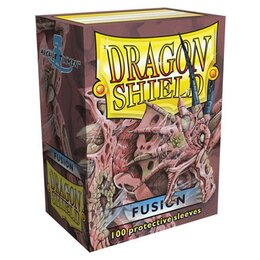 Sleeves - Dragon Shield - Box 100 - Fusion