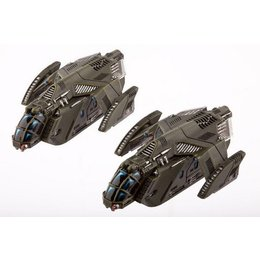 Raven Type-A / Type B Light Dropships