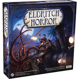 Eldritch Horror - Core Game