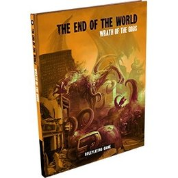 The End of the World RPG: Wrath of the Gods