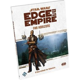 Edge of the Empire - Far Horizons Sourcebook