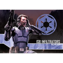 ISB Infiltrators Villain Pack
