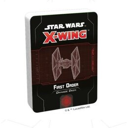 X-Wing First Order Damage Deck