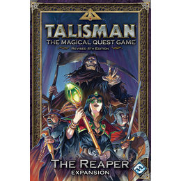 Talisman 4th Edition - The Reaper Expansion