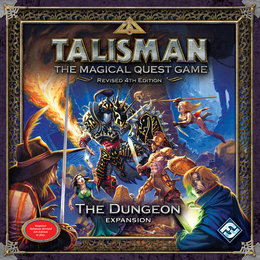 Talisman 4th Edition - The Dungeon Expansion