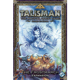 Talisman 4th Edition - The Frostmarch Expansion