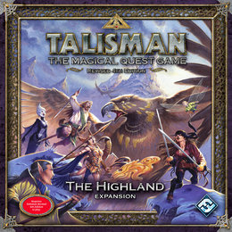 Talisman 4th Edition - The Highland Expansion