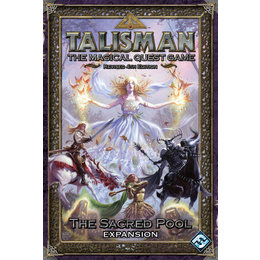 Talisman 4th Edition - The Sacred Pool Expansion