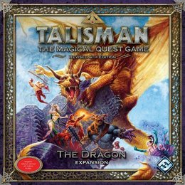 Talisman 4th Edition - The Dragon Expansion