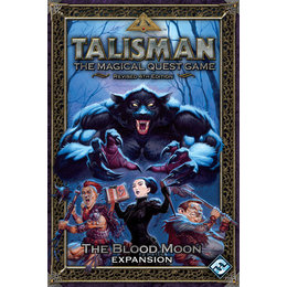 Talisman 4th Edition - Blood Moon Expansion