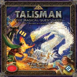 Talisman 4th Edition - The City Expansion