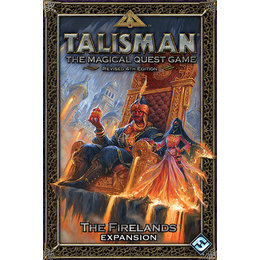 Talisman 4th Edition - The Firelands Expansion