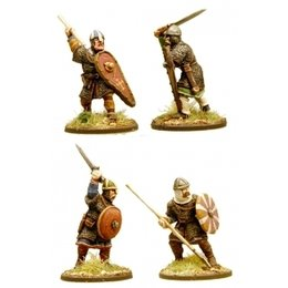 SA02 Huscarls (Spears) Hearthguard
