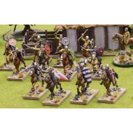 SB03 Mounted Soldiers (Warriors)