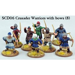 SCD06 Crusader Sergeants with Bows (Warriors)