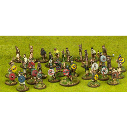 Saga Welsh Warband - 4pt