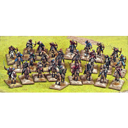 SSB17 Steppe Tribes Warband