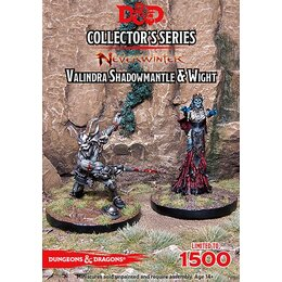 Valindra Shadowmantle & Wight (2 Figs)
