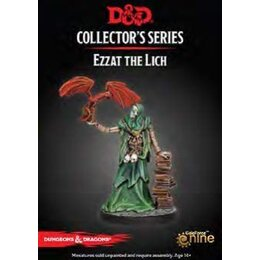 Waterdeep Dungeon of the Mad Mage Ezzat the Lich