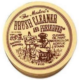 Brush Cleaner & Preserver - 1/4oz
