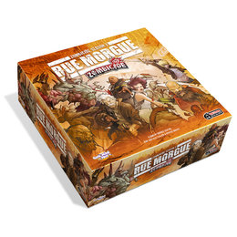 Zombicide - Rue Morgue - Core Board Game