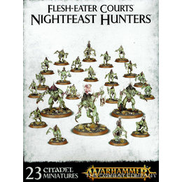 Flesh Eater Courts Nightfeast Hunters