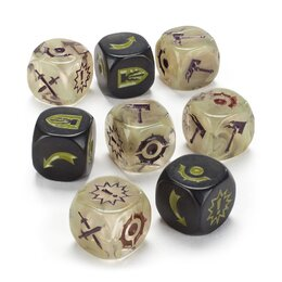 WH Underworlds: Ylthari's Guardians Dice Pack