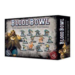Bloodbowl: The Dwarf Giants