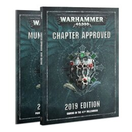 Warhammer 40,000 Chapter Approved 2019