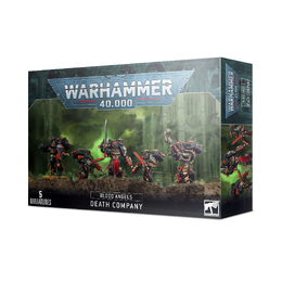 Blood Angels Death Company 2014