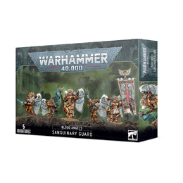 Blood Angels Sanguinary Guard 2014