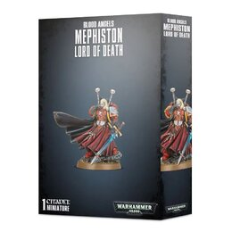 Blood Angels Mephiston Lord of Death