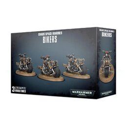Chaos Space Marines Bikers 2019