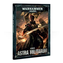 Codex - Astra Militarum 2017