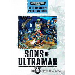 Space Marines Painting Guide - Sons of Ultramar