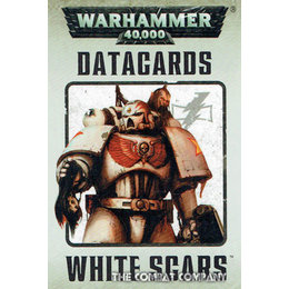 White Scars Data Cards