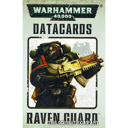 Raven Guard Data Cards
