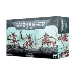 Tyranid Warriors 2017